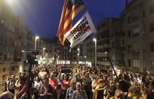 Más de tres mil personas se manifiestan en Tortosa contra la sentencia del 1-O