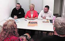 L'AVV del barri Fortuny renova la seva junta però manté la presidenta