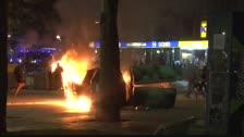 El Gobierno se queja por la presencia de policías nacionales en el Hospital Santa Tecla para identificar heridos la noche del 15