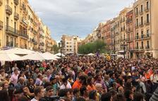 Clamor multitudinario en contra de la violencia en Tarragona