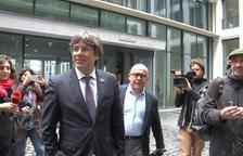La vista sobre la euroorden contra Puigdemont será el 29 de octubre