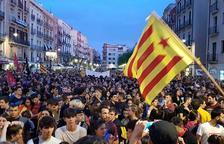Unes 10.000 persones es mobilitzen a Tarragona per la vaga general