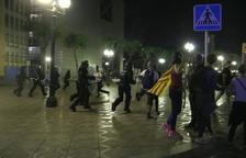 Els Mossos detenen 13 persones arreu del país durant les protestes d'aquest dissabte