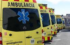 Sancionan 21 bases de ambulancias de Tarragona por no estar adecuadas