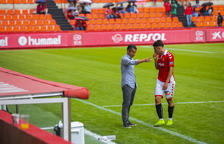 Bartolo: «Sergio Montero ha estat espectacular, no tinc paraules»