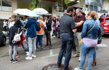 Centenars de persones es concentren davant dels jutjats de Tarragona