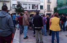 Crida a la ciutadania de Reus per «sortir a llençar la brossa» contra la sentència