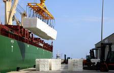 El Port de Tarragona mueve 25 millones de toneladas hasta septiembre, un 6,2% más