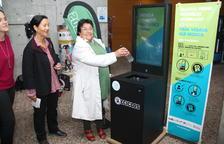 La URV impulsa una prova pilot per potenciar el reciclatge