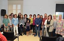 S'entreguen els premis del XXXVIII Concurs literari Vila de Mont-roig