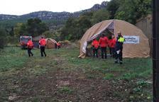 En marcha el operativo de rescate para localizar a dos vecinos de Vilaverd