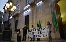 Entitats de la comunitat educativa tarragonina, en contra de les detencions