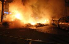 Cs estima en un informe que los daños por los disturbios en Barcelona superan los 7 MEUR