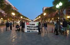 Els veïns de Parc Francolí es tornen a concentrar en contra del CPO