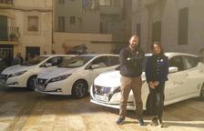 L'Ajuntament de Tarragona adquireix tres vehicles elèctrics