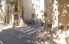 Queman colchones en Valls durante la noche