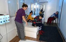 El Taller Baix Camp de Reus posa en marxa una nova sala multisensorial