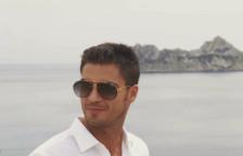 Maxi Iglesias grava escenes d'una nova sèrie de Netflix a Salou