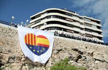 Arrimadas a Tarragona acusa Sánchez de voler «donar la justícia a Torra» perquè «el proper cop d'estat sigui exitós»