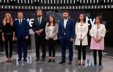 La resposta a la situació a Catalunya enfronta les tres dretes a PSOE, Podem i ERC al debat de TVE