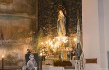 Les relíquies de santa Bernardeta han visitat Tarragona i Reus