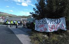Los trabajadores de una empresa de Alcover inician una huelga indefinida