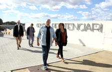 Los candidatos de ERC por Tarragona al 10-N dan un mitin con Forcadell en Mas d'Enric