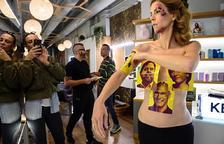 Jil Love suspèn l'acció de protesta d'aquest dilluns a Tarragona
