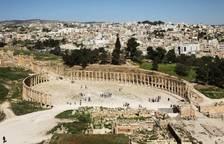Diversos turistes ferits en atac amb ganivet a Jordània