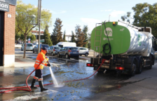L'Ajuntament instaura un control del servei de neteja GPS més exhaustiu