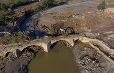 Pèrdues milionàries per la riuada a la Conca de Barberà