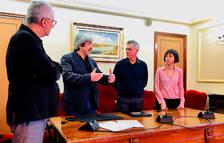 Acord entre l'Ajuntament d'Amposta i Amical Mauthausen per recuperar la memòria històrica