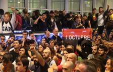 Tsunami Democràtic anuncia protestes continuades de l'11 al 13 de novembre