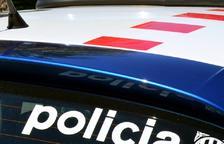 Detingut 'in fraganti' un lladre mentre forçava una porta en una casa d'Alforja