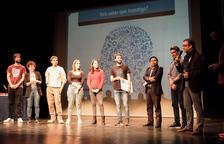 La iniciativa Ciència al Teatre omple el Bartrina d'humor i divulgació