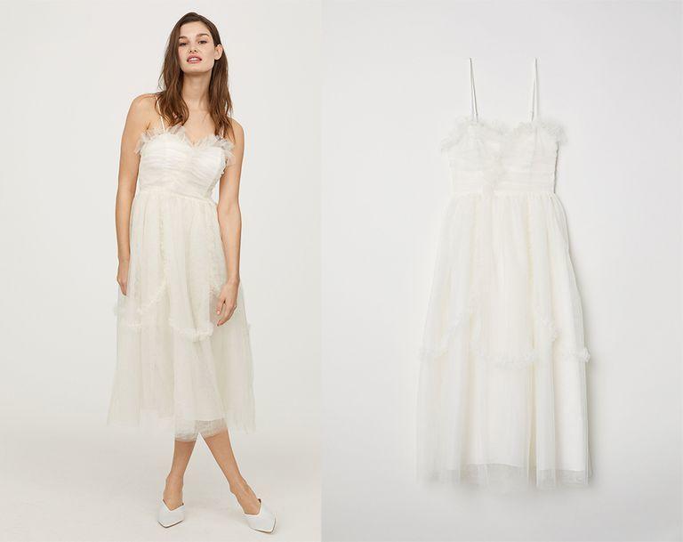 311d1746c H M cautiva las famosas con vestidos de novia y de fiesta low cost